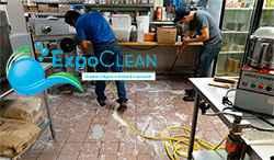Limpieza para Grandes Cocinas