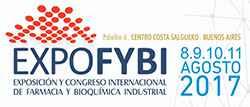 Farmacia y Bioquímica Industrial en EXPOFYBI