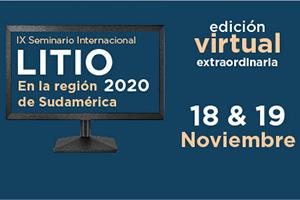 IX Seminario Internacional de Litio