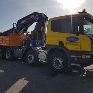 Equipo de 100TMN para cargas más pesadas